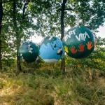 Patricia Van Vlierden - De wereld als een kaatsbal (2012)